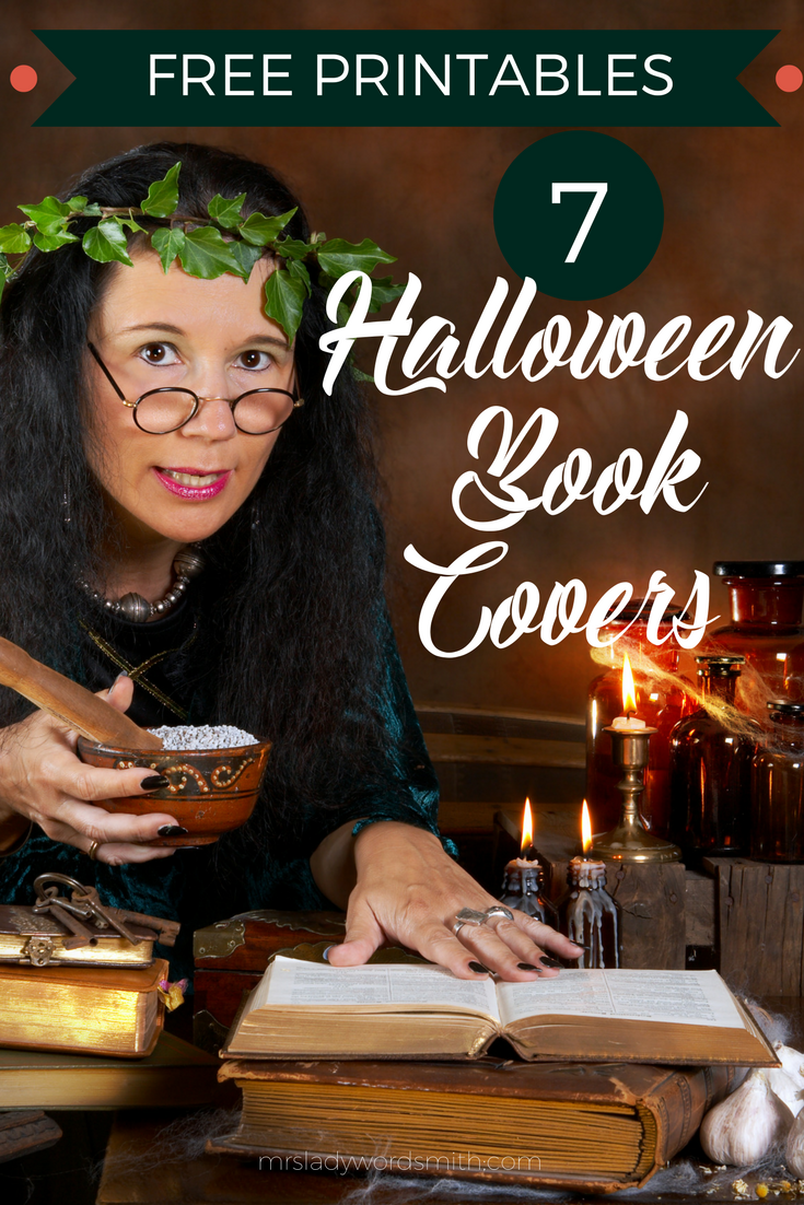 7 Halloween Book Covers