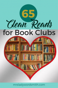 65 Clean Reads for Book Clubs