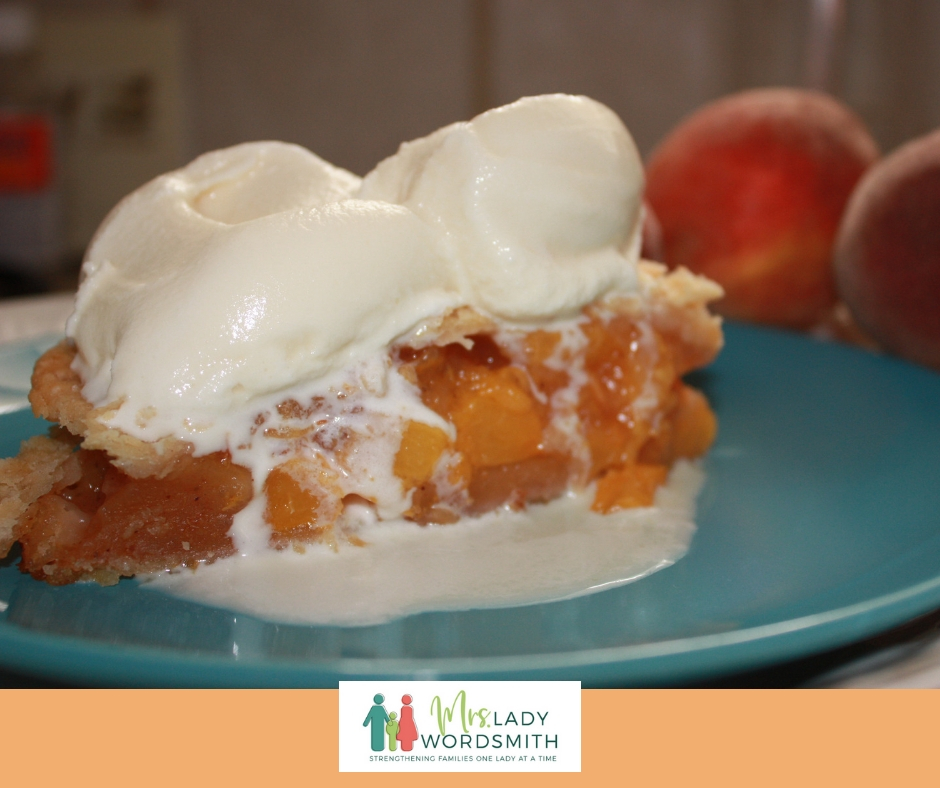 Peach Pie Recipe