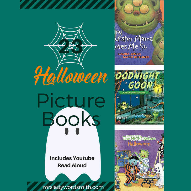 23 Halloween Picture Books Your Kids Will Enjoy