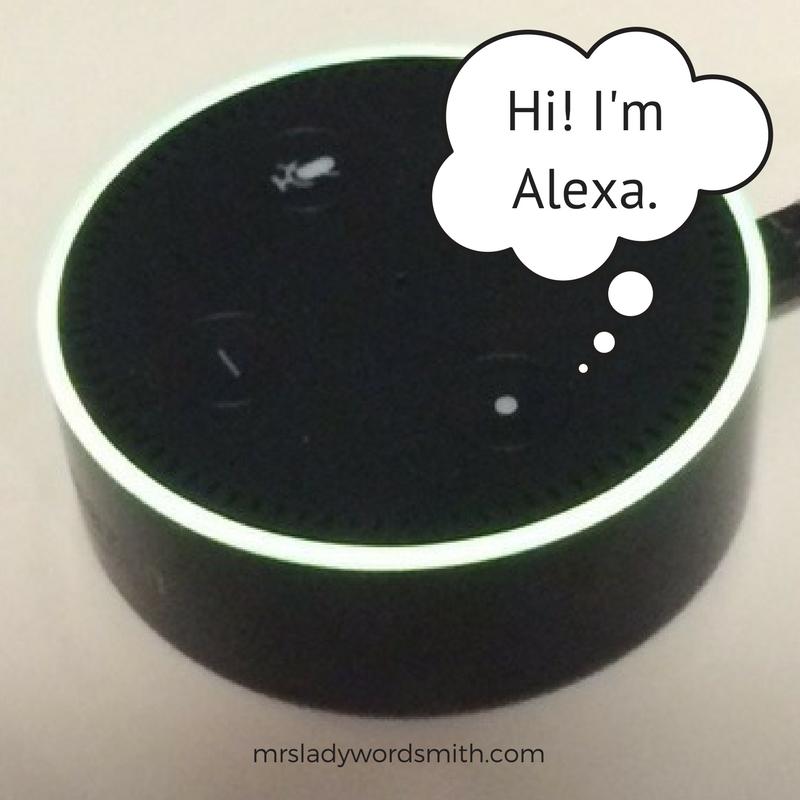 18 Ways Moms Can Use the Alexa Echo Dot from Amazon