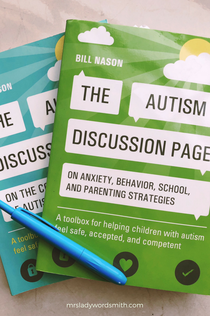 These two autism books by Bill Nason are recommended resources for parents to help their children who have autism.