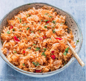 Jollof Rice, Christmas Tradition