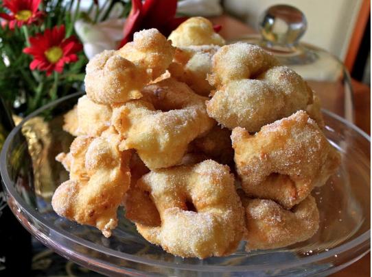Fritelle, Italian Donuts