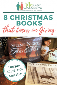 Christmas Books about Giving (1)