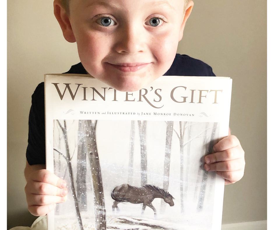 Winter's Gift book