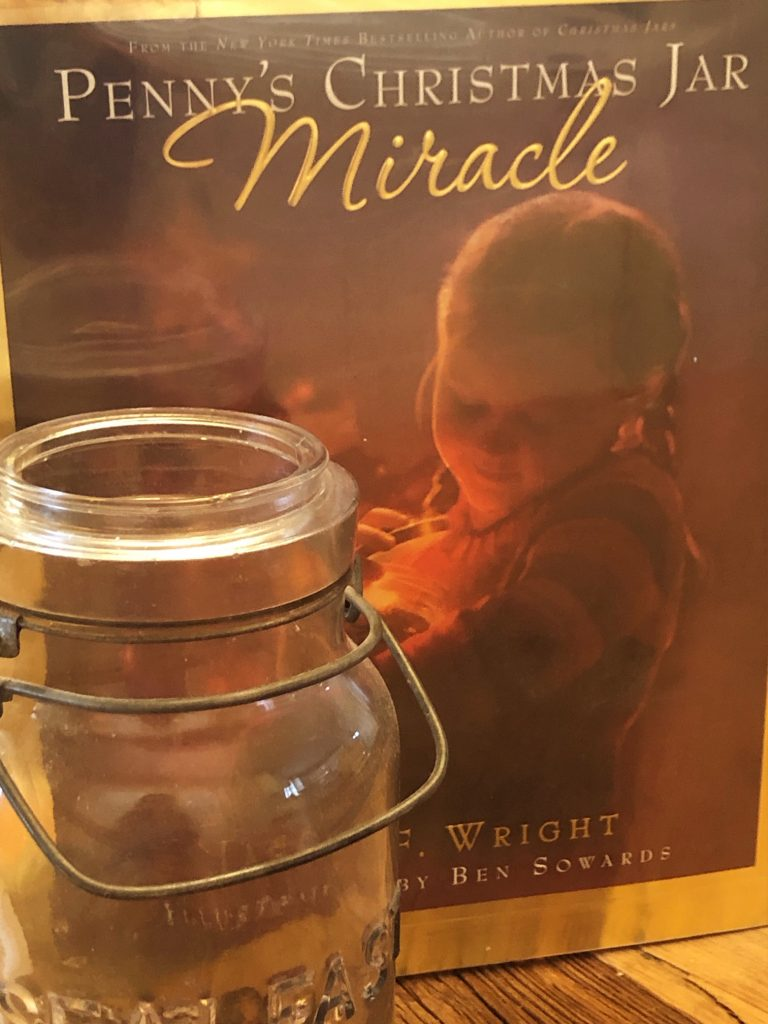 Penny's Christmas Jar Miracle