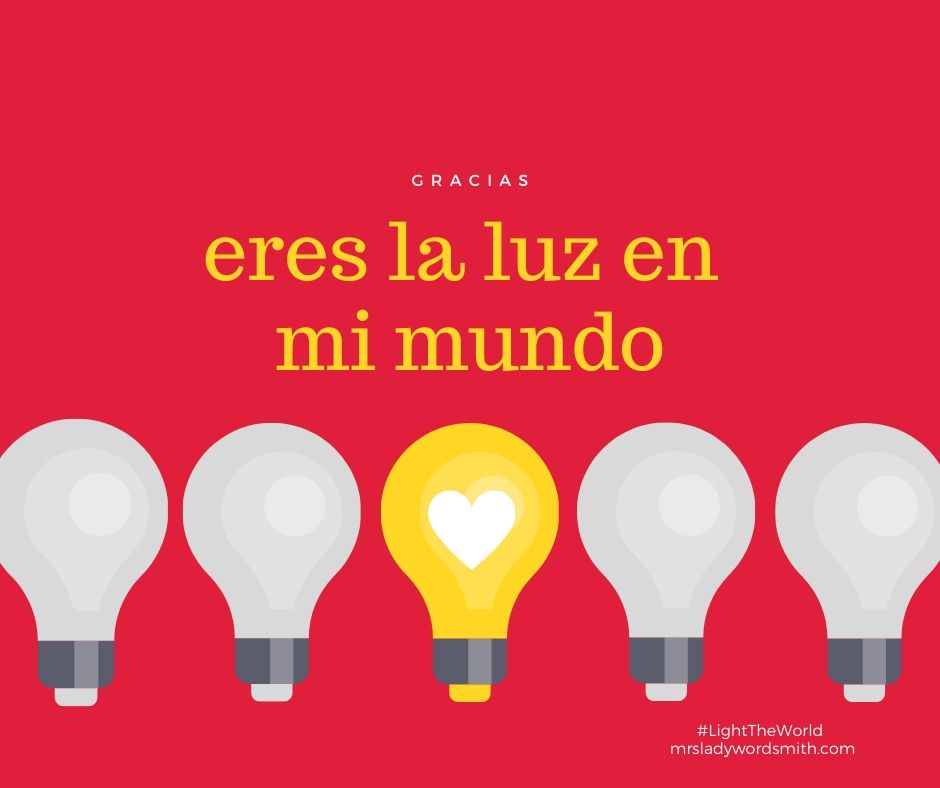 Light the World Spanish