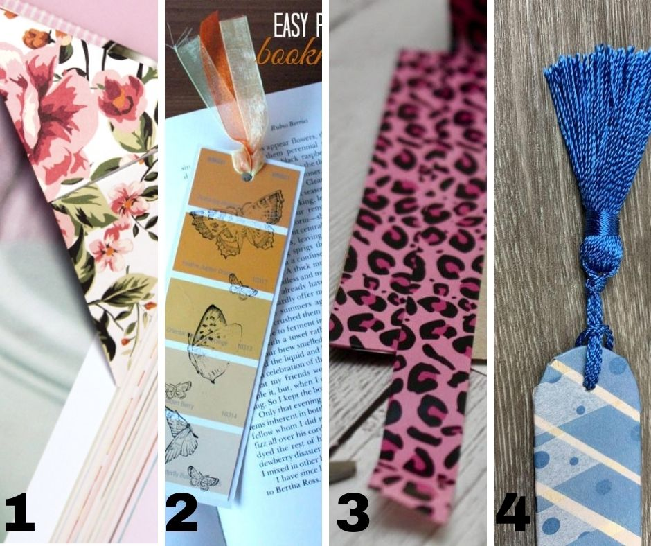 FREE DIY Bookmarks