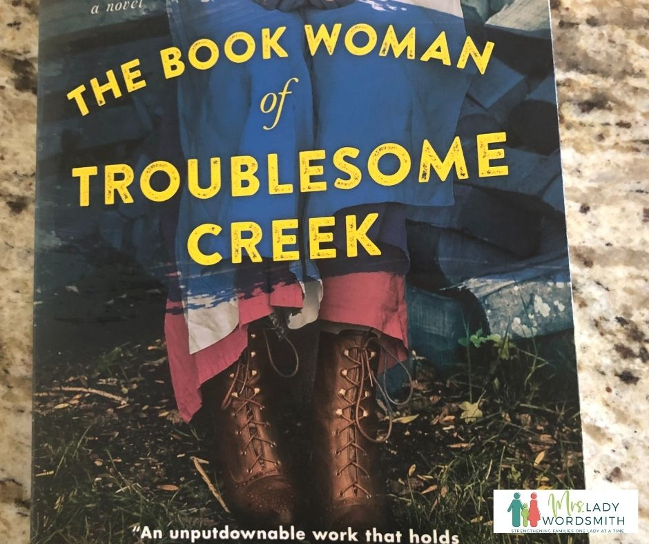 The Book Woman of Troublesome Creek. List of 12 Book Club Books to Read in 2021