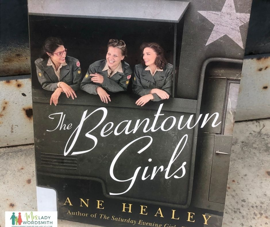 The Beantown Girls. List of 12 Book Club Books to Read in 2021