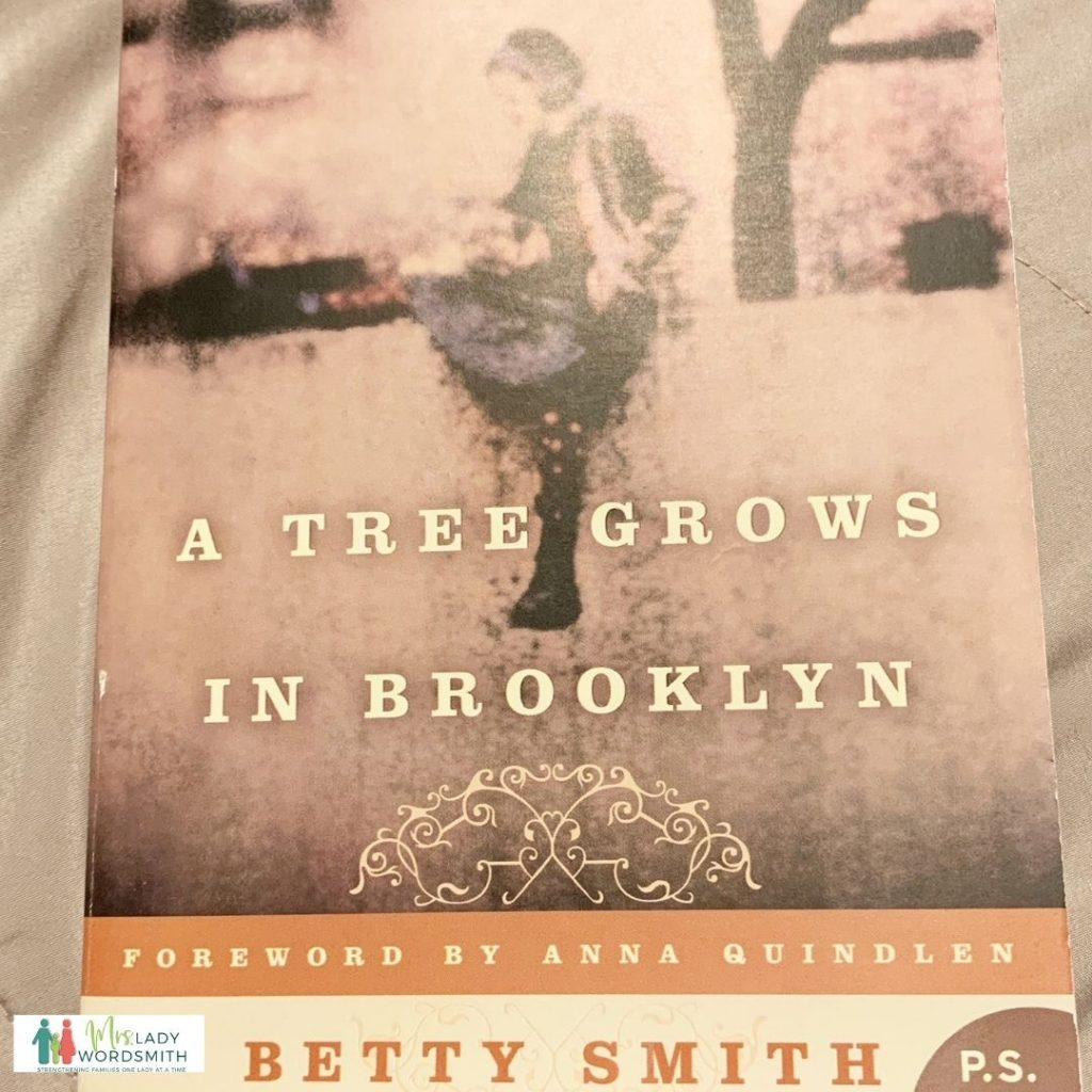 A Tree Grows in Brooklyn. List of 12 Book Club Books to Read in 2021