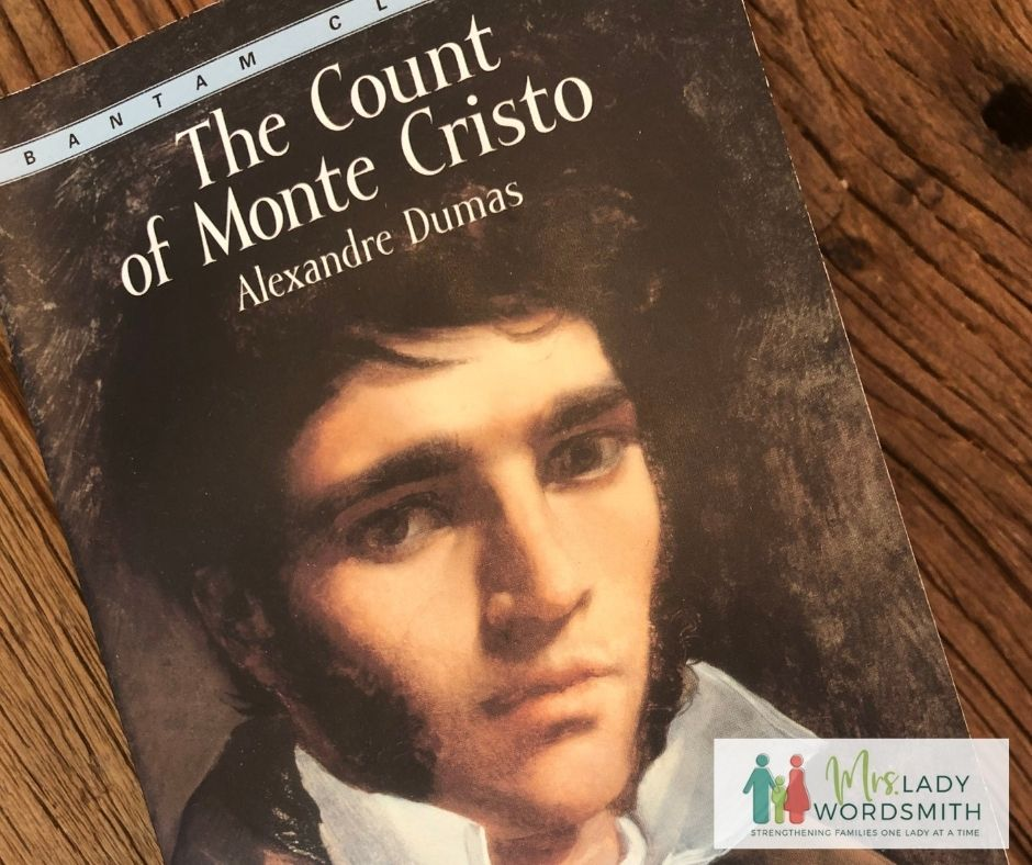 The Count of Monte Cristo. List of 12 Book Club Books to Read in 2021