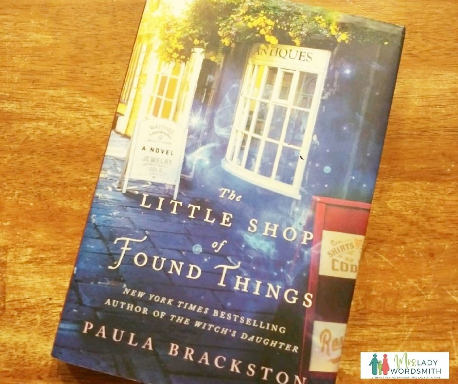 The Little Shop of Found Things. List of 12 Book Club Books to Read in 2021