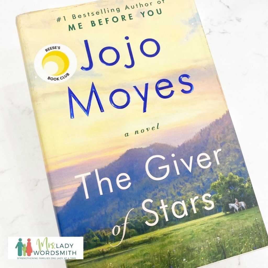 The Giver of Stars. List of 12 Book Club Books to Read in 2021